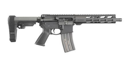 RUGER 300 BLACKOUT SEMI-AUTOMATIC PISTOL WITH BRACE