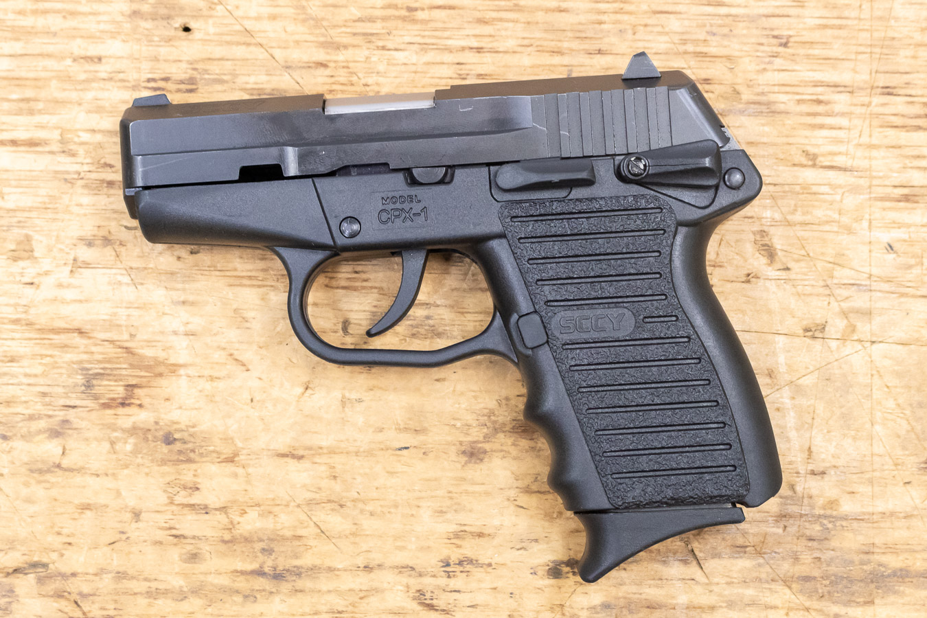 CPX-1 9MM 10-ROUND USED TRADE-IN PISTOL