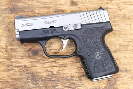 KAHR ARMS PM9 9mm 6-Round Used Trade-in Pistol
