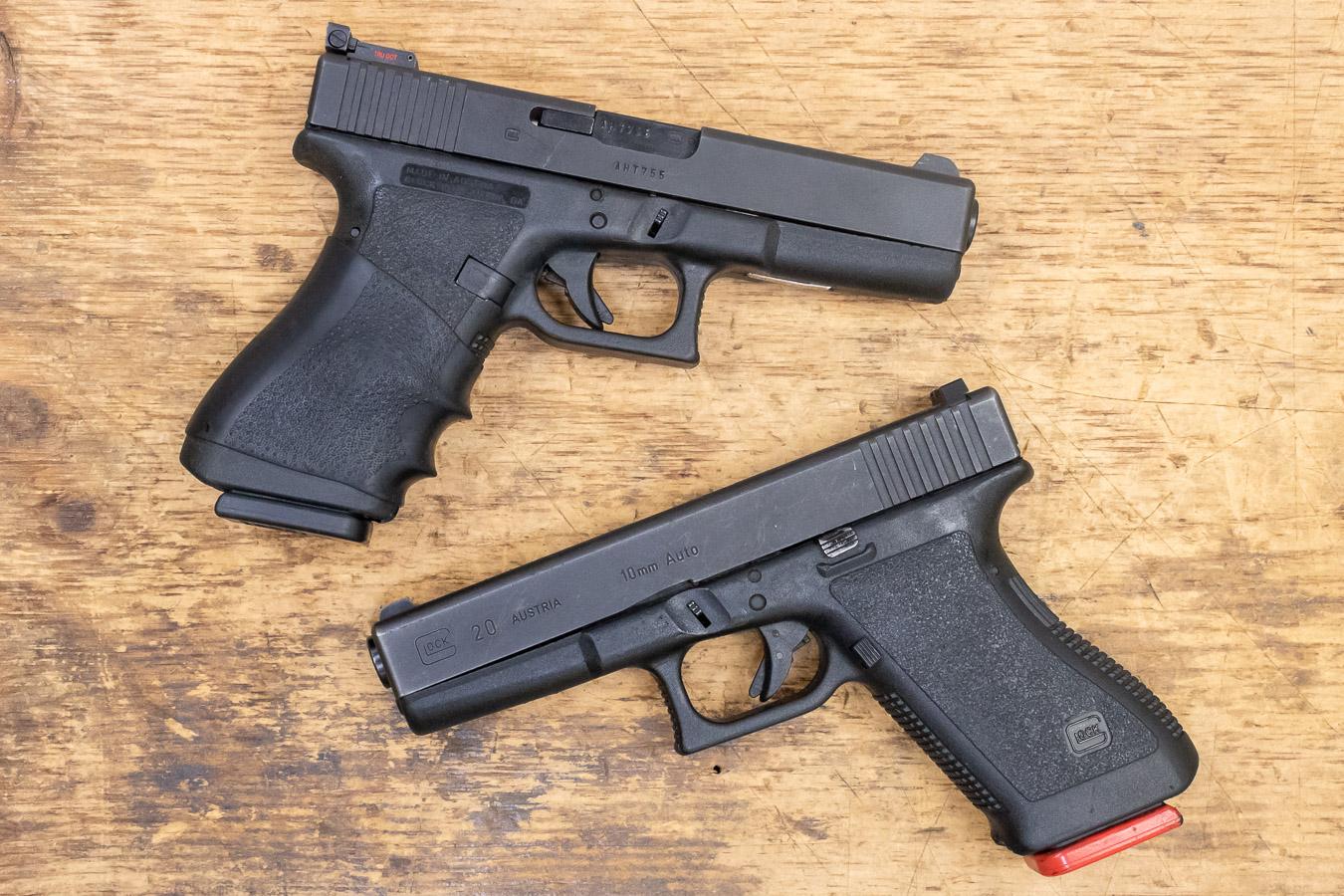20 Gen2 10mm Police Trade-in Pistols