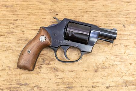 Charter Inc Undercover 38 Special 5-Shot Used Trade-in Revolver