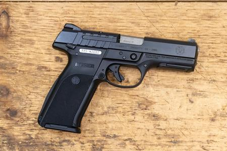 Ruger 9E 9mm 17-Round Used Trade-in Pistol