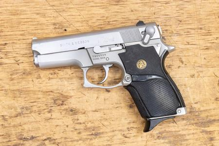 SMITH AND WESSON MODEL 669 9MM 12-ROUND USED TRADE-IN PISTOL