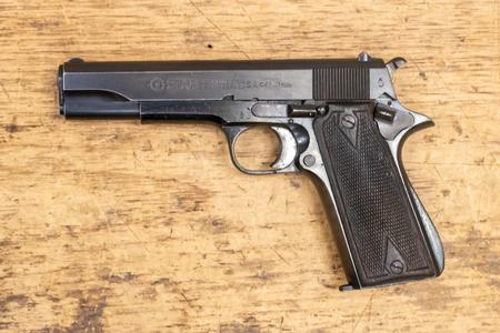 EIBAR MODEL B 9MM 1911 USED
