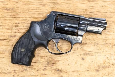 TAURUS MODEL 85 38 SPECIAL USED TRADE-IN REVOLVER WITH BOBBED HAMMER