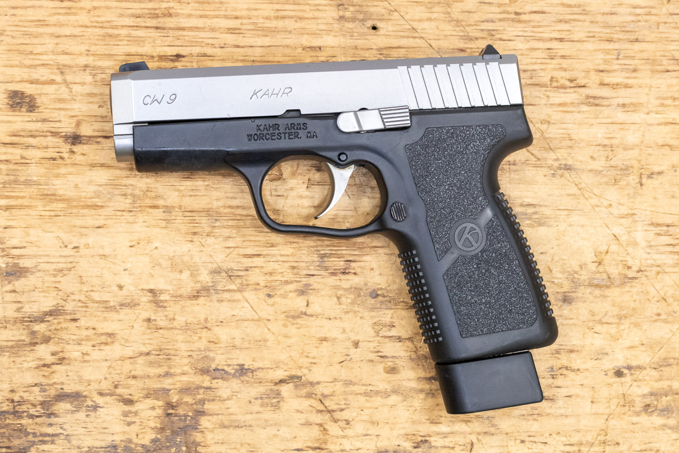 CW9 9MM 7-ROUND USED TRADE-IN PISTOL