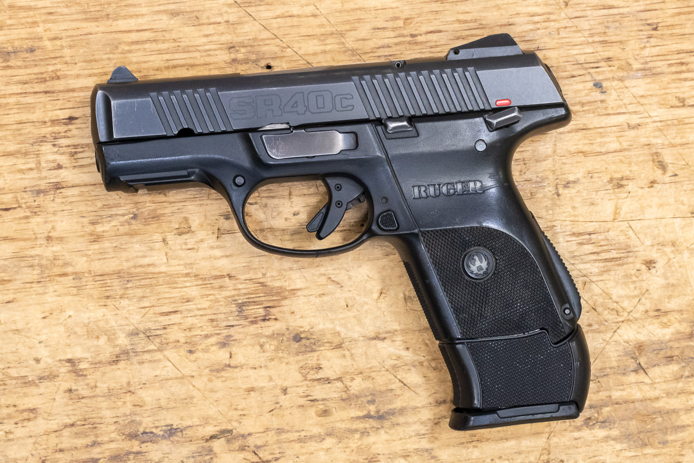 SR40C 40SW 15-ROUND USED TRADE-IN PISTOL