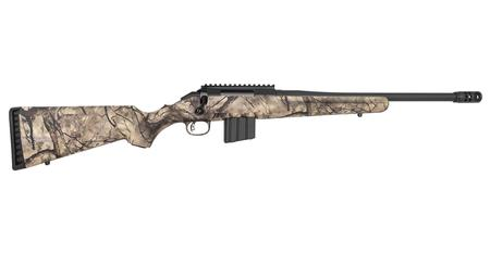 RUGER AMERICAN RANCH RIFLE 350 LEGEND GOWILD CAMO
