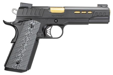 Kimber RAPIDE 10mm 1911 Semi-Auto Pistol with G10 Grips and Front Slide  Serrations