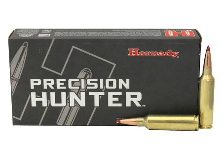 Hornady 7mm WSM 162 gr ELD-X Precision Hunter 20/Box