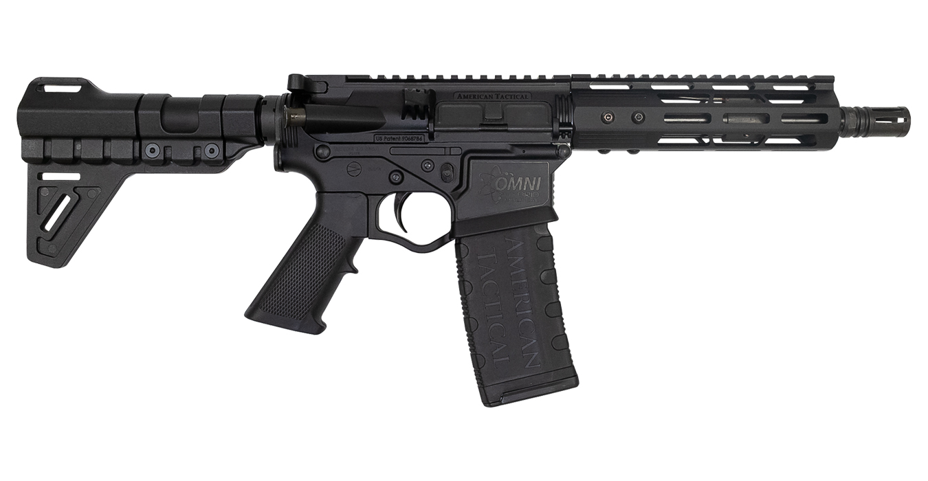 OMNI HYBRID MAXX 5.56MM AR-15 PISTOL WITH M-LOK