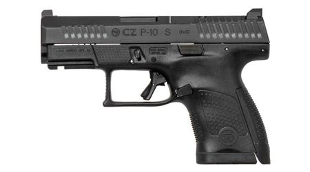 CZ P-10 S 9MM OPTICS-READY