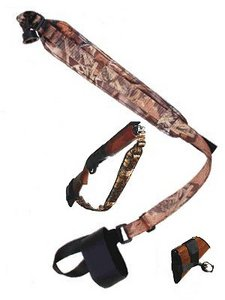 REMINGTON 12GA PADDED SLING, MOBU