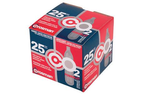 25 COUNT 12G POWERLET C02 2311