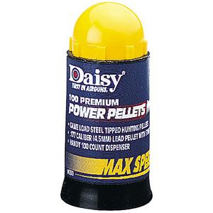 MAX SPEED POWER PELLETS 107