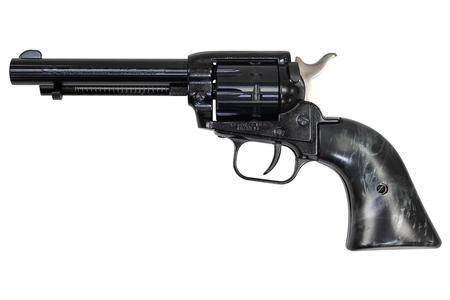 Heritage Rough Rider 22LR 9-Shot Rimfire Revolver with Black Pearl Grips