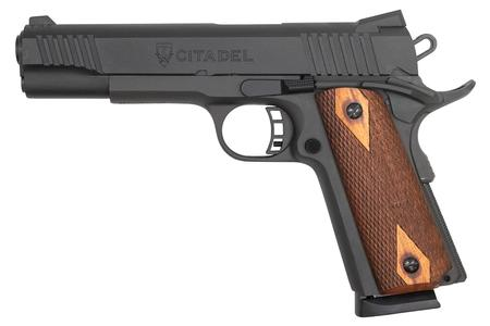 CITADEL M1911 GOVERNMENT 9MM PISTOL WITH WOOD GRIPS