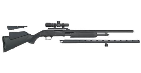 MOSSBERG 500 20 GAUGE FIELD/DEER COMBO WITH SCOPE