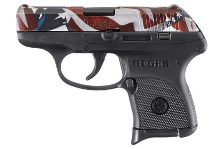RUGER LCP 380 ACP ONE NATION DIPPED SLIDE