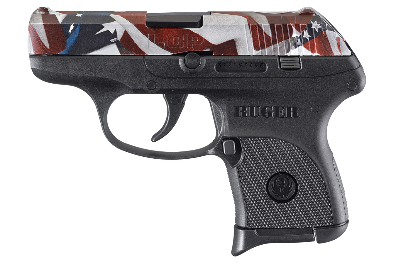 LCP 380 ACP ONE NATION DIPPED SLIDE