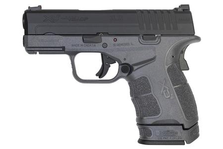 SPRINGFIELD XDS MOD 2 45 ACP 3.3 IN BARREL GRAY FRAME BLACK SLIDE  FRONT FIBER OPTIC SIGHT