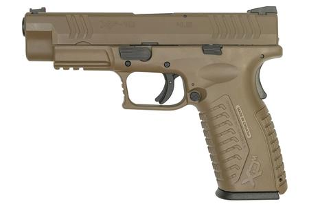SPRINGFIELD XDM 10MM 4.5 FULL-SIZE FDE