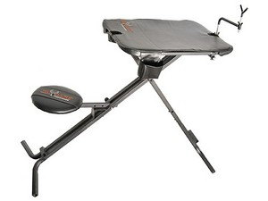 DELUXE PORTABLE SHOOTING BENCH AR02B
