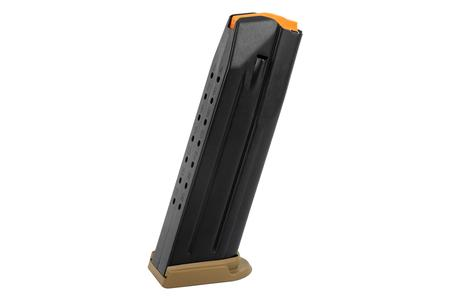 FNH FN509 9mm 17-Round Factory Magazine with FDE Base Plate