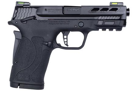 SMITH AND WESSON MP380 SHIELD EZ PERFORMANCE CENTER 380 ACP BLACK