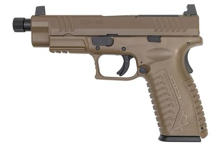 SPRINGFIELD XDM OSP 10MM FLAT DARK EARTH