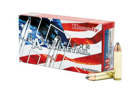 Hornady 450 Bushmaster 245 gr Interlock American Whitetail 20/Box