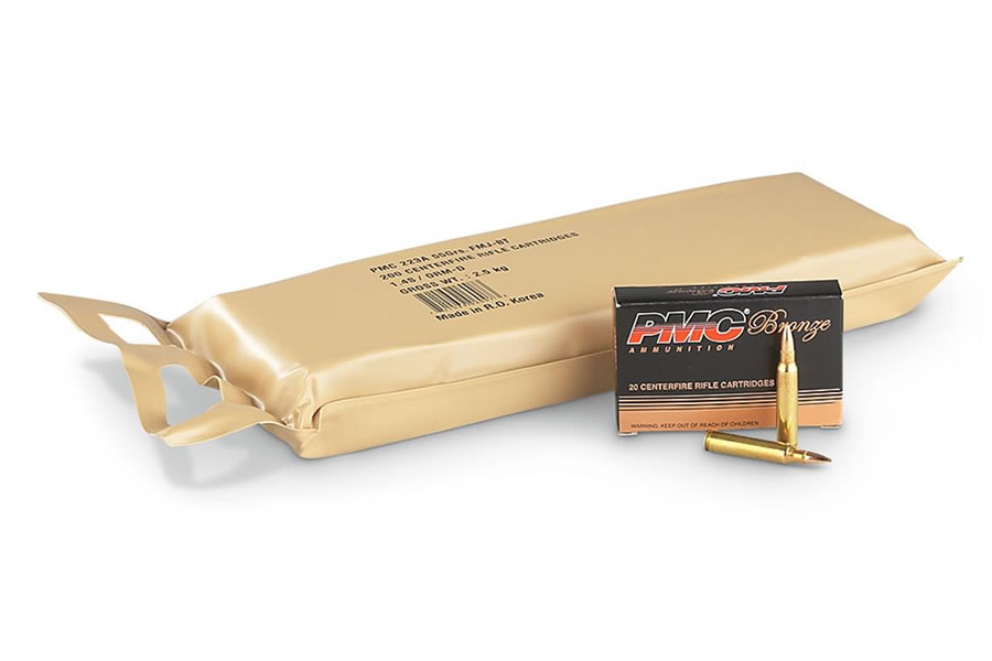 .223 55 GR 200 ROUND BATTLE PACK