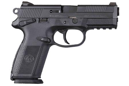 FNH FNX-40 40SW DA/SA PISTOL WITH NIGHT SIGHTS