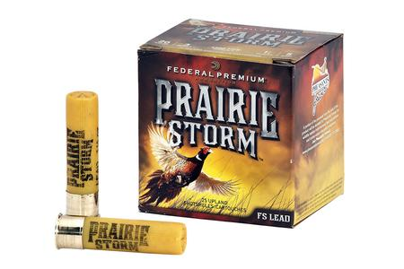 FEDERAL AMMUNITION 20 Gauge 2-3/4 inch 1oz 5 Shot Prairie Storm FS Lead 25/Box