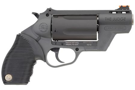 TAURUS JUDGE PUBLIC DEFENDER POLY 45LC/.410 GRAY