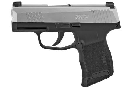 SIG SAUER P365 9MM MICRO COMPACT TWO-TONE PISTOL