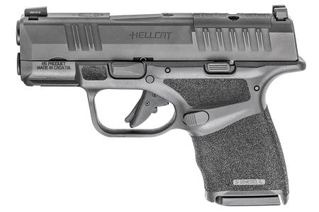 SPRINGFIELD HELLCAT 9MM BLACK OPTICS READY PISTOL