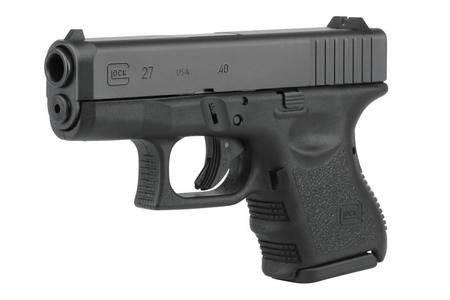 GLOCK 27 GEN3 40SW 9-ROUND PISTOL (MADE IN USA)