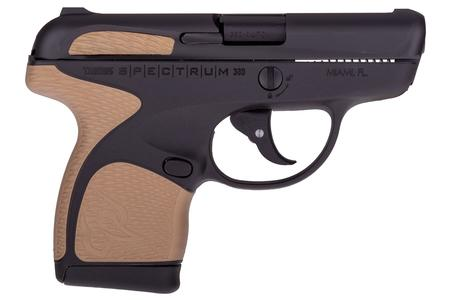 TAURUS SPECTRUM .380 AUTO BLACK/BRONZE GOLD