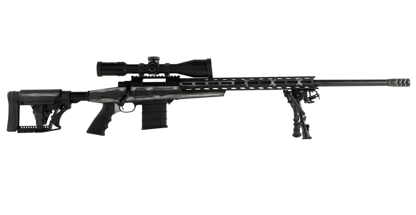LEGACY HOWA 6.5 CREEDMOOR USA GRAY