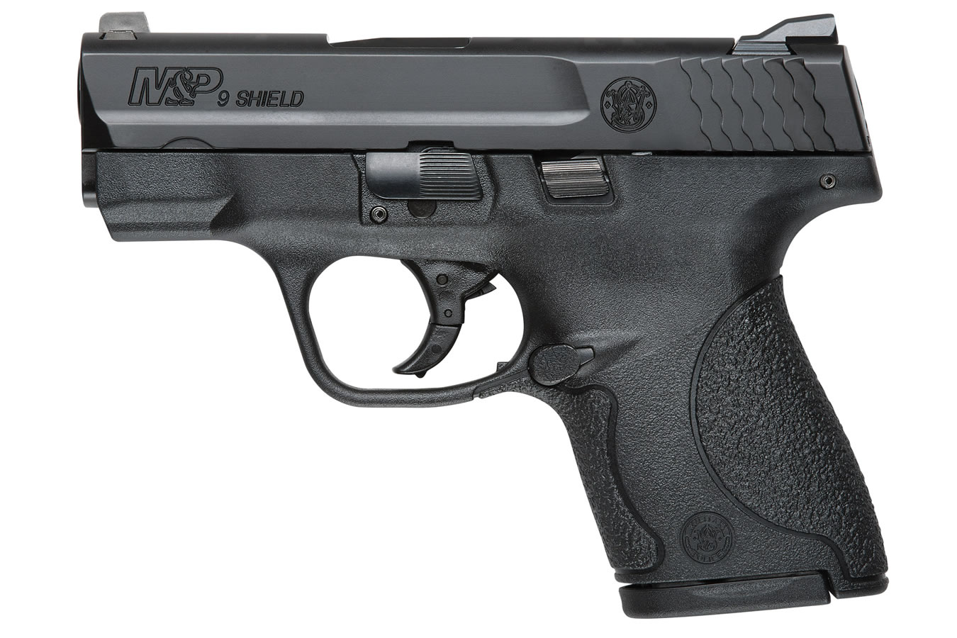 No. 1 Best Selling: SMITH AND WESSON MP9 SHIELD 9MM PISTOL NO THUMB SAFETY