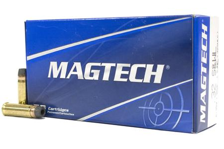 MAGTECH 32 SW Long 98 gr Semi JHP 50/Box