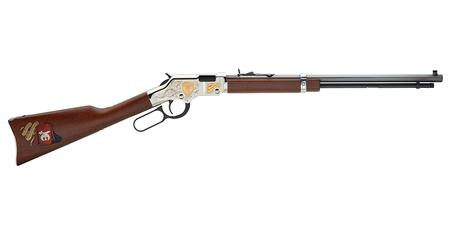 HENRY REPEATING ARMS GOLDEN BOY SHRINER 22 CAL TRIBUTE EDITION