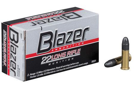 CCI 22 LR 40 gr LRN Blazer 500 Round Brick