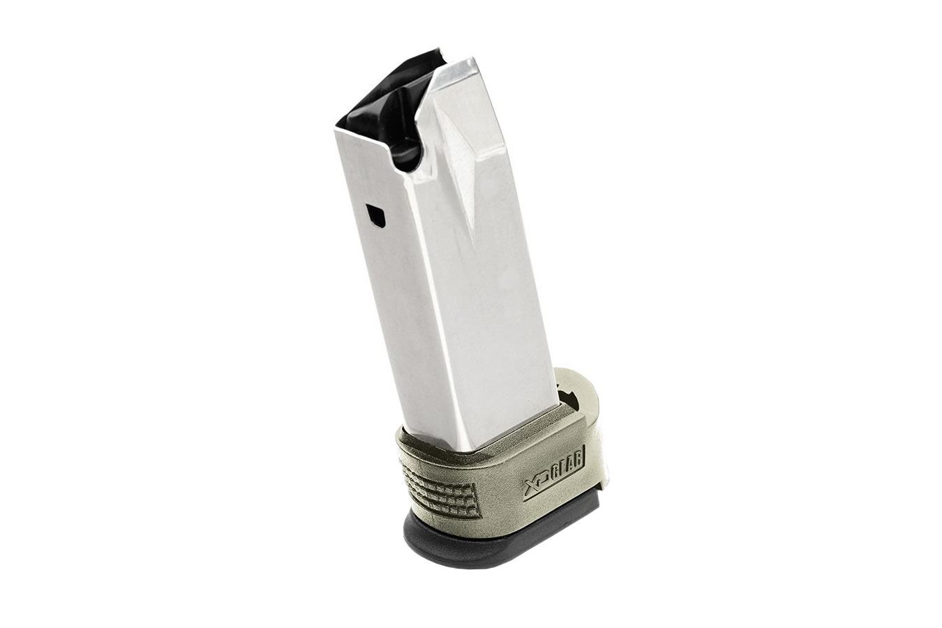XD 40 SW 12 RD SUB-COMPACT MAG W/GREEN SLEEVE