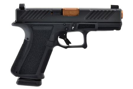 SHADOW SYSTEMS MR918 COMBAT 9MM BLACK WITH BRONZE BARREL