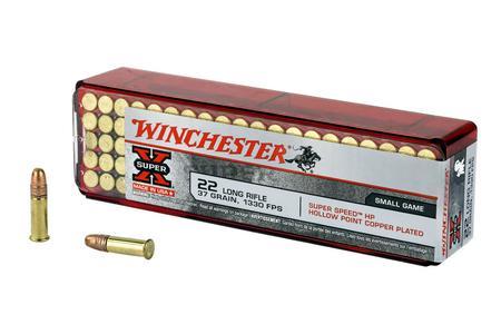Winchester 22LR 37gr HPCP Super-X TRADE 100/Box