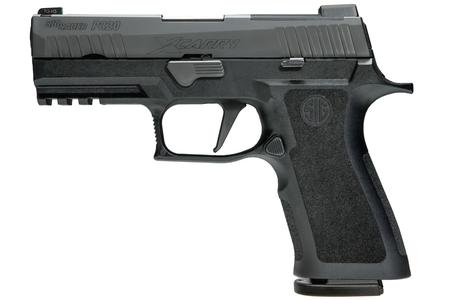 SIG SAUER P320 X-CARRY 9MM 17RND BLACK NITRON SLIDE R1PRO COMPATIBLE