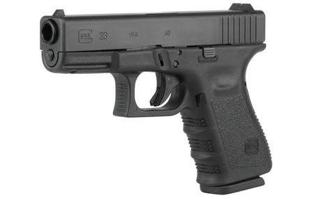 GLOCK 23 GEN 3 40SW 13 ROUND PISTOL (MADE IN USA)