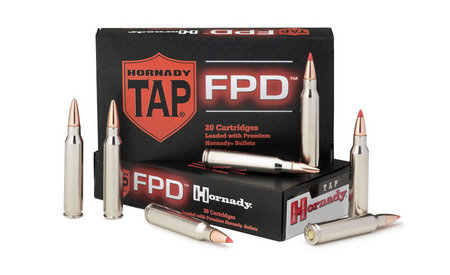 Hornady 308 Win 168 gr TAP FPD 20/Box